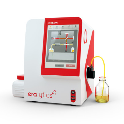 A winner in many ways: ERASPEC – easy Multi-Fuel-Analysis in seconds